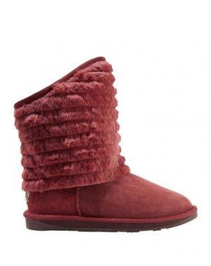 Полусапоги и высокие ботинки AUSTRALIA LUXE COLLECTIVE. Цвет: пастельно-розовый