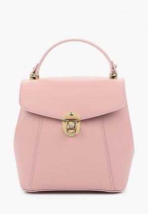Рюкзак Lamania. Цвет: розовый