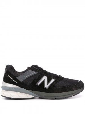 Кроссовки 990 V5 New Balance. Цвет: черный