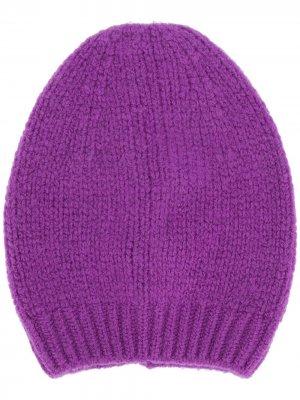 Трикотажная шапка бини Fabiana Filippi