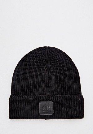 Шапка C.P. Company. Цвет: черный