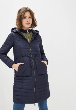 Куртка утепленная Tantra. Цвет: синий