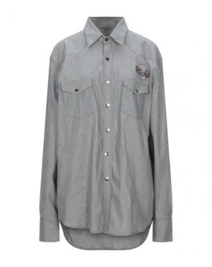Pубашка ANDREAS KRONTHALER x VIVIENNE WESTWOOD. Цвет: черный