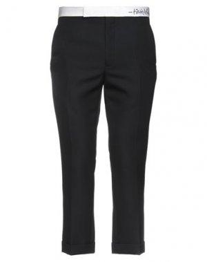 Повседневные брюки HAIDER ACKERMANN. Цвет: черный