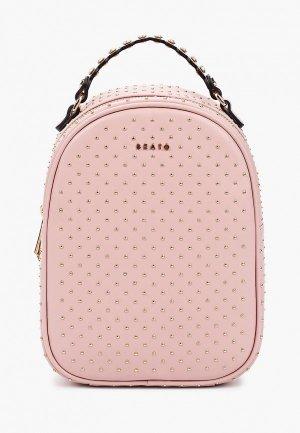 Рюкзак Alessandro Beato. Цвет: розовый