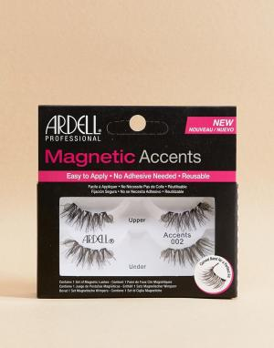 Магнитные ресницы Natutal Accents 002-Бесцветный Ardell