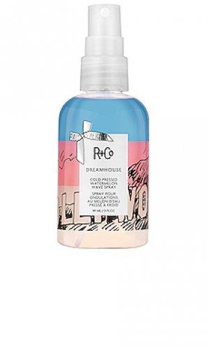 Спрей для волнистых волос sunset blvd R+Co. Цвет: beauty: na