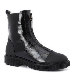 Ботинки AA0420 черный KELTON