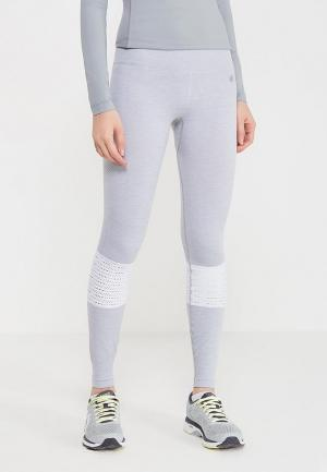 Тайтсы ASICS SEAMLESS TIGHT. Цвет: серый
