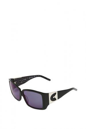Очки солнцезащитные с линзами Gianfranco Ferre. Цвет: 01 черный