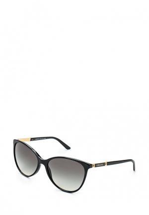 Очки солнцезащитные Versace VE4260 GB1/11. Цвет: черный