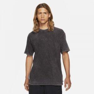 Футболка с эффектом выцветания для скейтбординга Nike SB - Черный