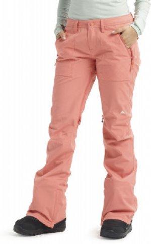 Брюки женские Vida, размер 48-50 Burton. Цвет: розовый