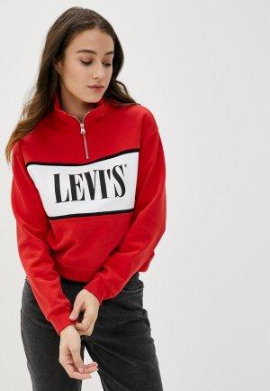 Олимпийка Levis® Levi's®. Цвет: красный