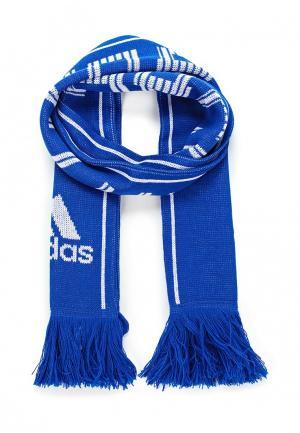 Шарф adidas CF SCARF ARG. Цвет: синий