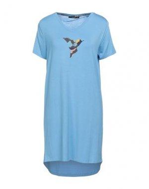 Пижама FEMILET. Цвет: лазурный